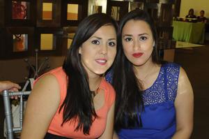 Jessica y Chari
