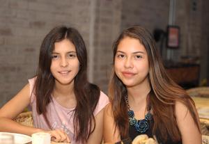 Sandra y Andrea