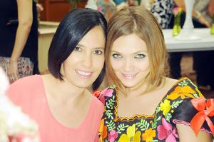 Alejandra y Meche