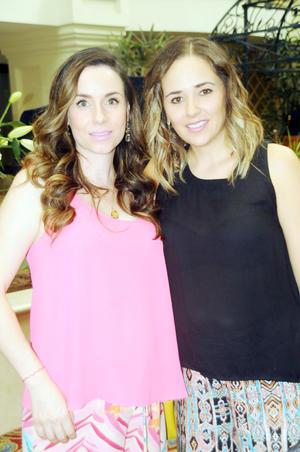 Marcela y Cova