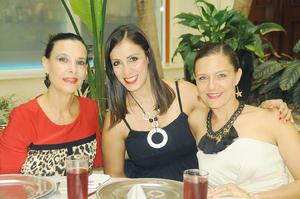 Norah, Susy y Cheris