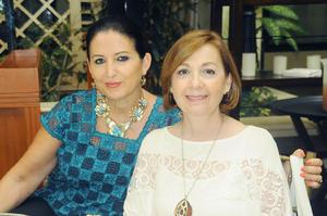 Norma Araujo y Marisa de Viesca