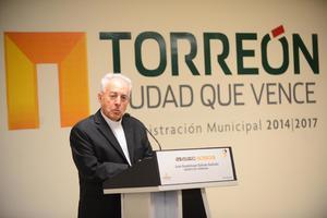 José Guadalupe Galván Galindo, dijo por su parte que está muy agradecido con el alcalde y consideró que es positiva la cercanía y las buenas relaciones.