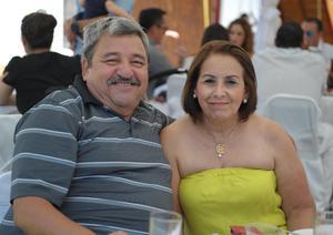 Pepe y Cuquis.