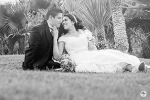 Jorge Luis Martínez Aguilera y Tania Aglae Vzquez Rivera.- Ed Isaís Fotografía