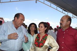 Robles Berlanga destacó que Coahuila es uno de los estados que genera más empleos y con la Reforma Energética permitirá aumentar la economía en el estado.