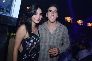 Cristina y Elías.