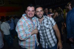 Edgar y Jorge.