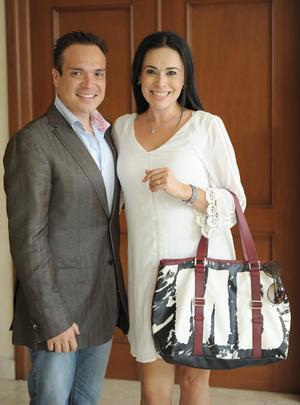 Francisco y Claudia.