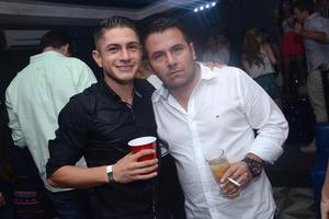 Armando y Alejandro