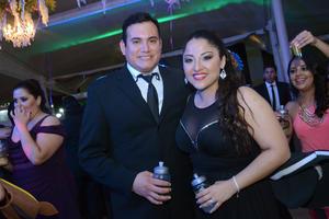 Isaac y Mariel