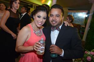 Karina y Luis