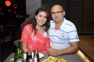 Karina y Omar