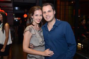 Pamela y Luis Jorge