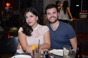 Viviana Camacho e Israel Sandoval