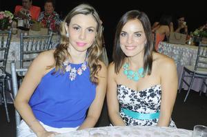 Lupita Monsiváis y Paty Acosta
