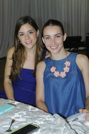 María Cristina y Pilar