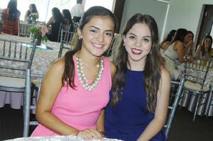 Sofía y Ana Cris