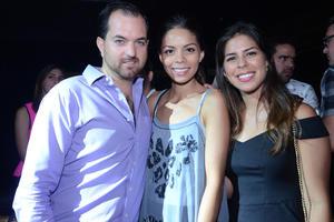 Roberto, Moni y Marifer