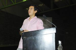 Durante la charla, Pedro Kumamoto dijo que Jalisco vivió tiempos de desesperanza y desasosiego, a consecuencia de la corrupción y al igual que en Coahuila, el PRI ganó carro completo.
