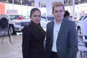 Erika y Andrés