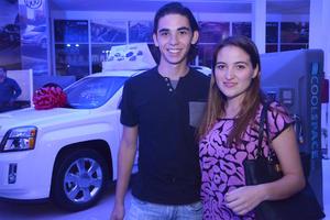 Gerardo y Bárbara