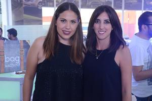 Pita y Alejandra