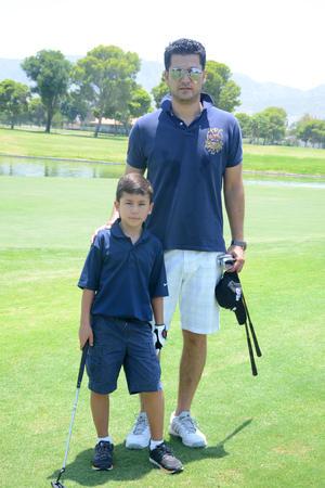 Salvador y Salvador jr