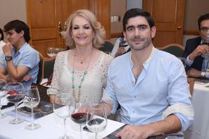 Georgina y Carlos Fink
