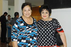Bety y Lucía