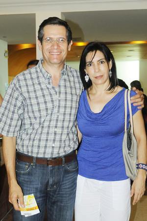 Manuel y Cecilia