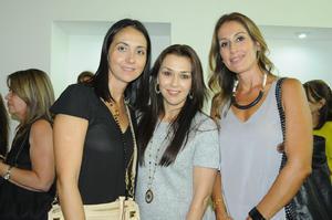 Maricarmen, Liliana y Liliana