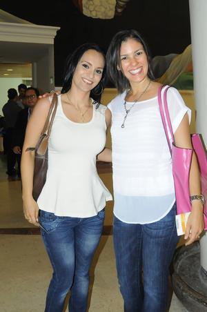 Sandra y Maricarmen