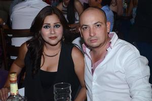 Claudia y Eduardo