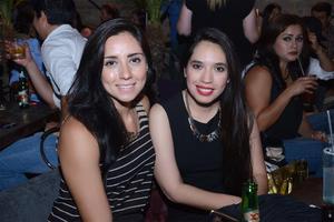Romina y Celeste