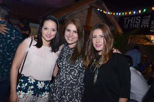 Ruth, Jessica y Kiara