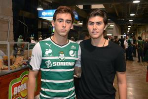 Jorge y Ricardo