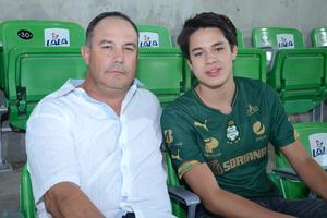 José Antonio y Arturo