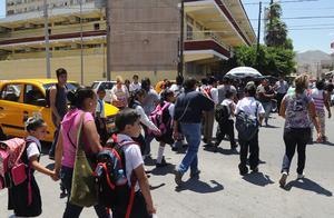 Inició el ciclo escolar 2015-2016 en La Laguna.