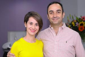 Bárbara y Jorge
