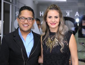 Edgar y Sandra