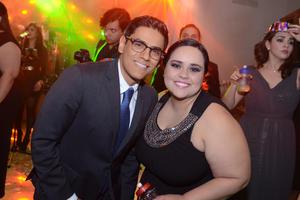 Adrián y Marcela