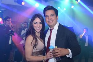 Daniela y César