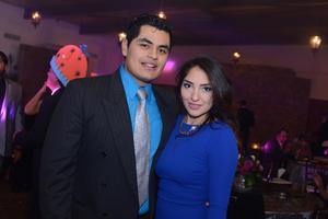 José y Mónica