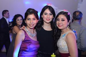 Natalia, Brenda y Elena