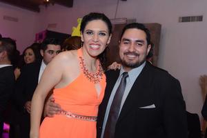 Roxana y Pablo