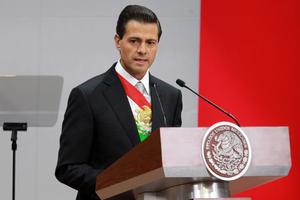 El presidente Enrique Peña Nieto, dirigió un mensaje a la nación con motivo de su Tercer Informe de Gobierno, en el que admitió que no ha sido un año fácil.