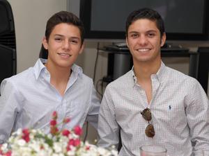 Hugo y Enrique