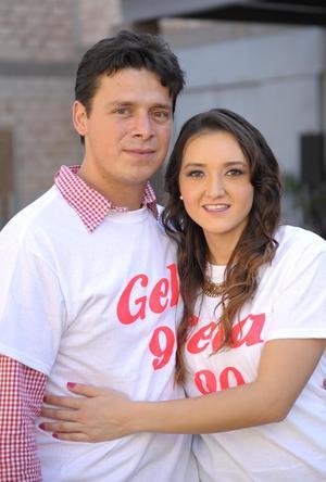 Daniel y Fernanda