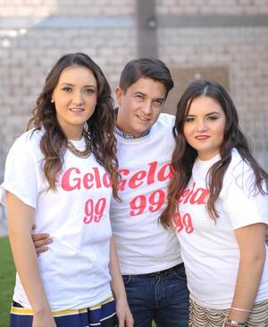 Fernanda, Jorge y Sofía